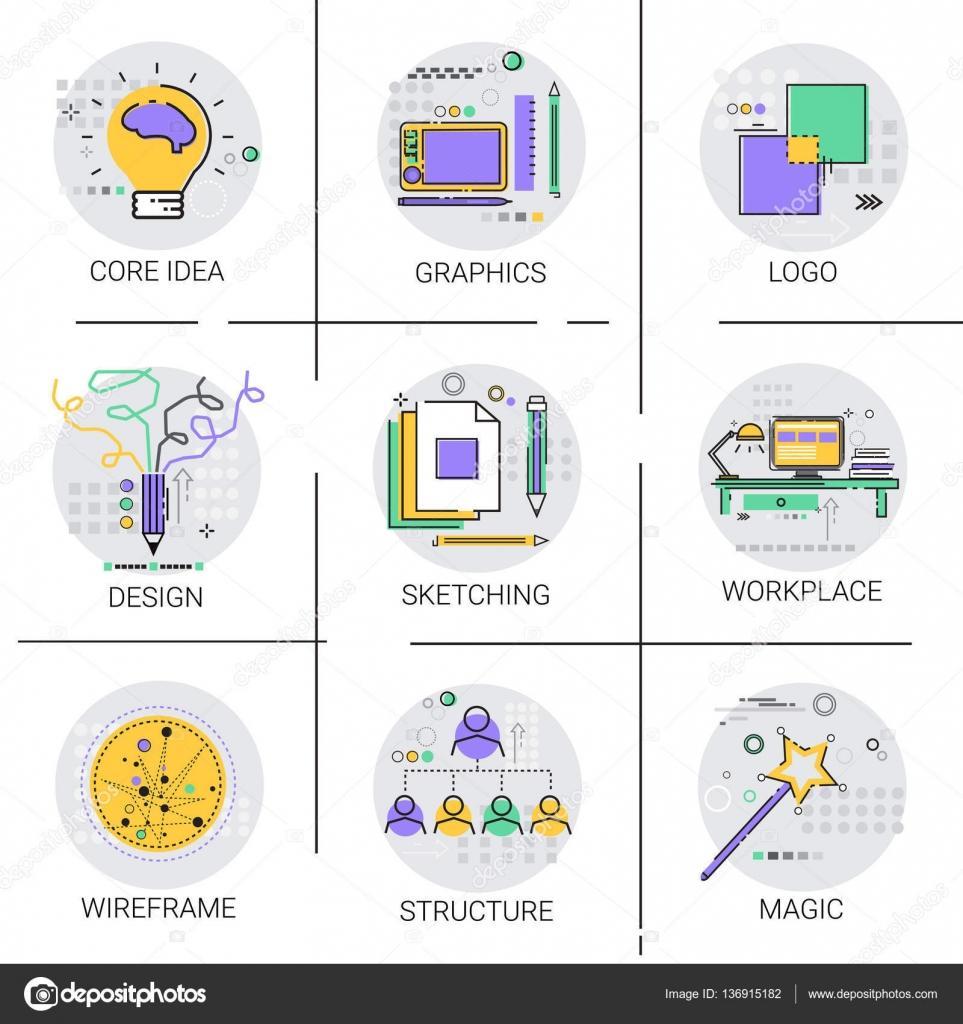 Idea De Estructura De Empresa Establece Gestión Organización