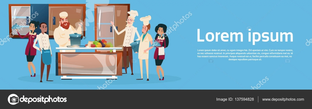 https://st3.depositphotos.com/1006318/13759/v/1600/depositphotos_137594828-stock-illustration-restaurant-stuff-cook-and-waiters.jpg