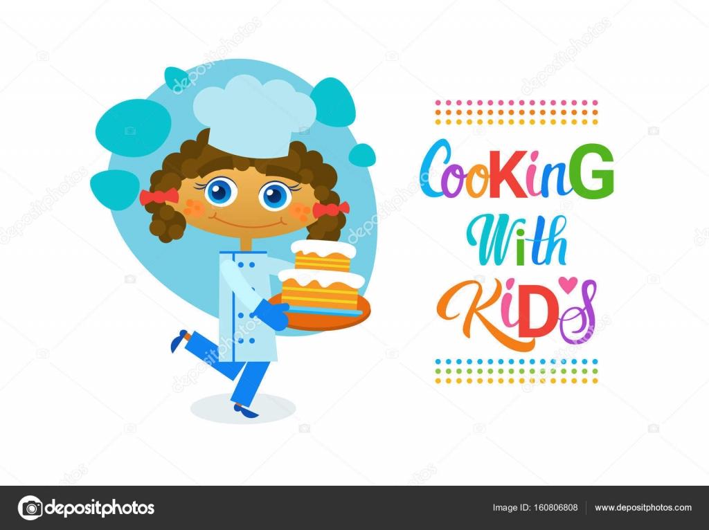 Gotowanie Z Dzieci Dzieci Zajęcia Kulinarne Hobby Rozwoju Grafika