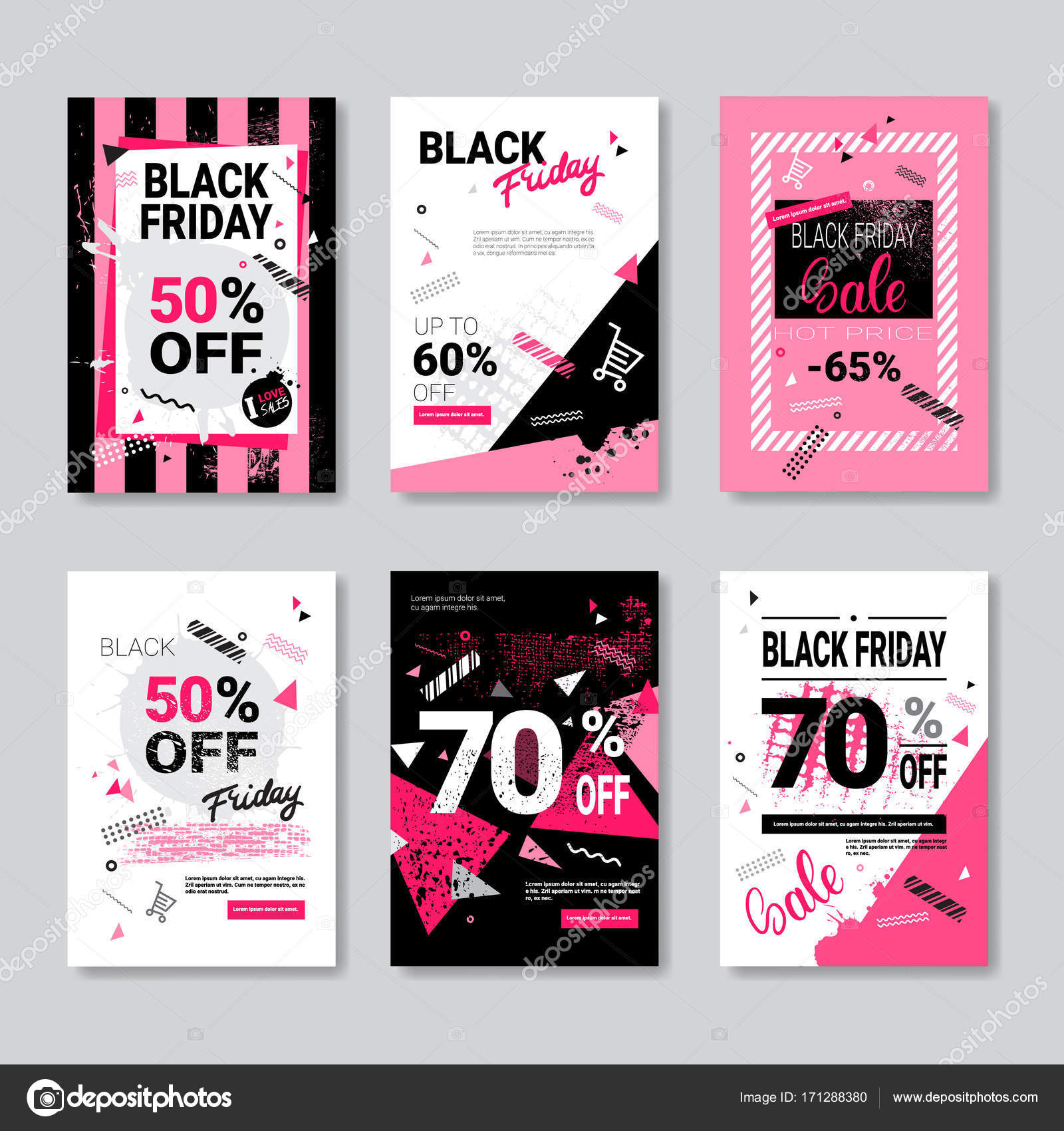 Discount Posters Design