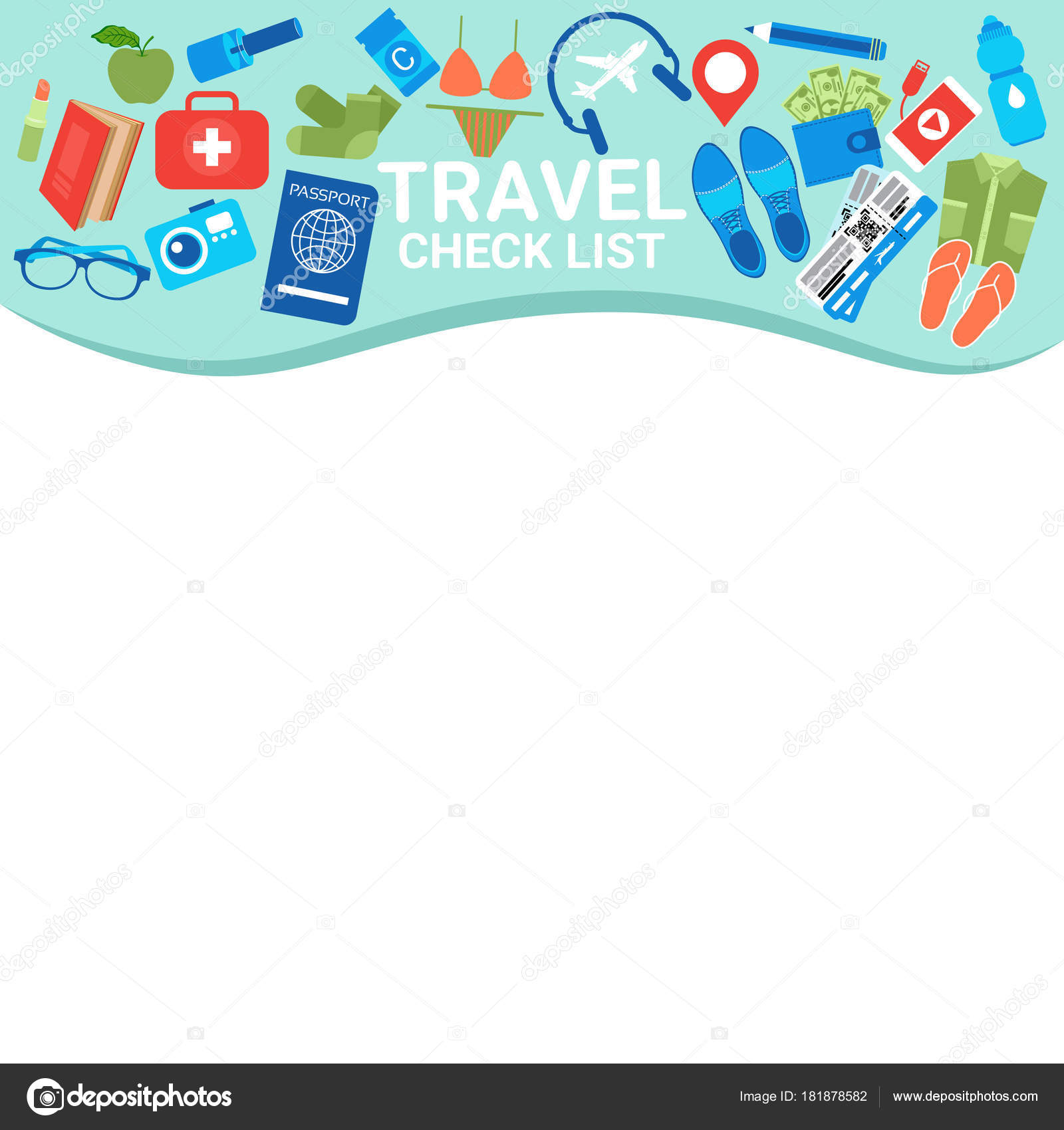 vacation to do list template