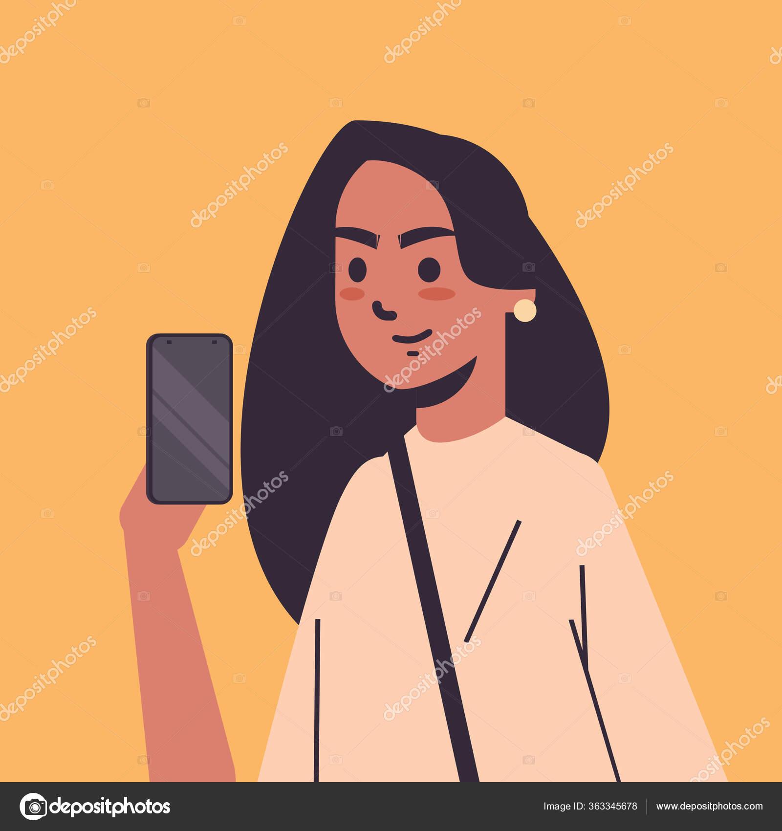 22+ Indian Woman Cartoon Character Gif