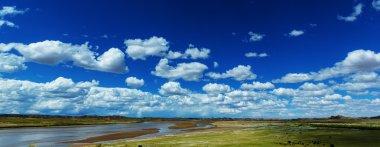 Beautiful bolivian landscapes