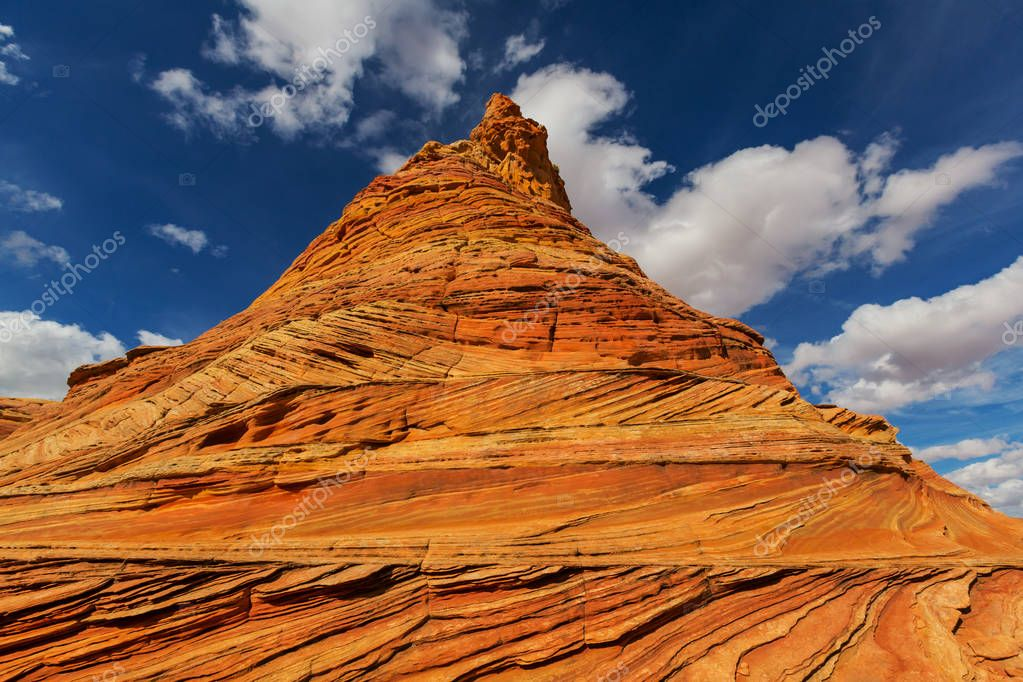Coyote Buttes in USA