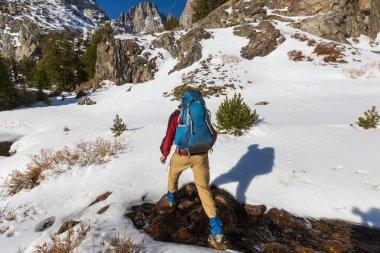 Hike in Sierra Nevada
