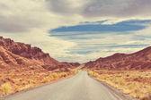 Silnice v zemi prérie