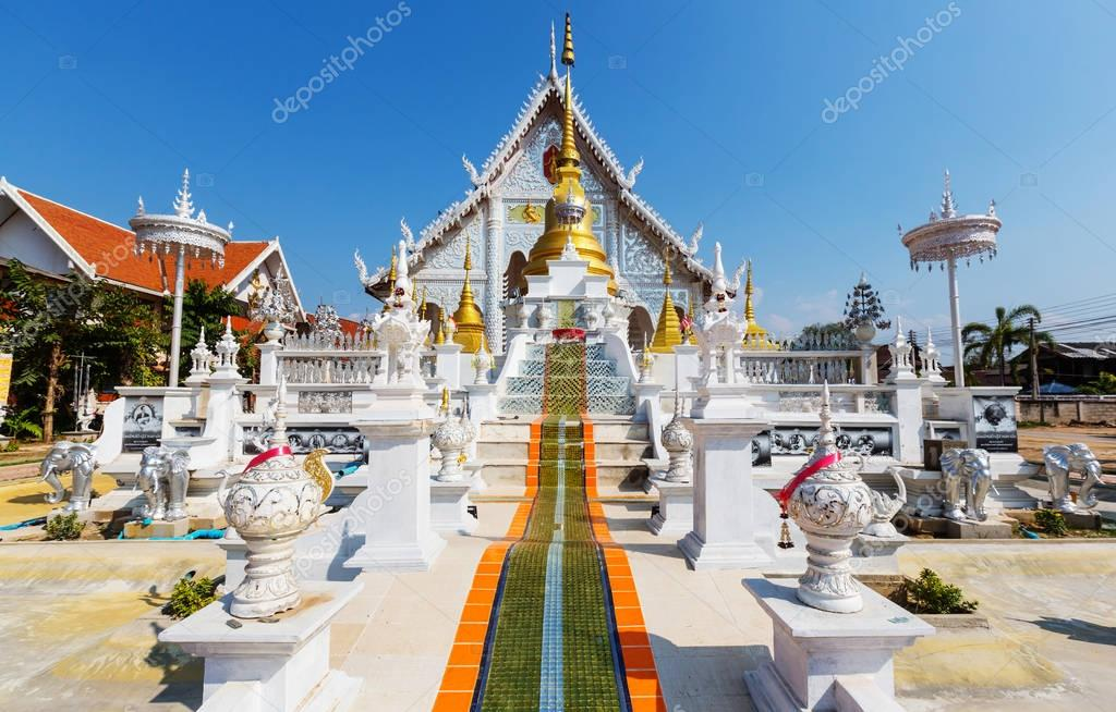 asian Temple in Thailand