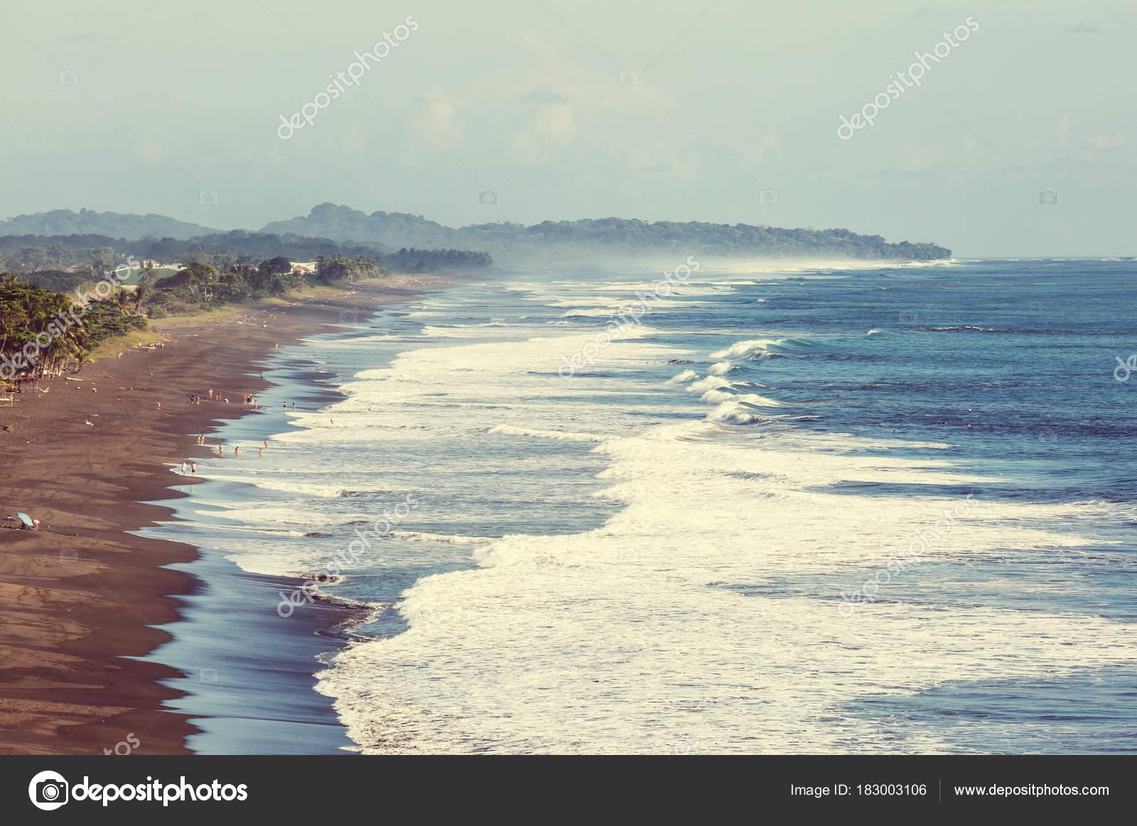 Wunderschöne zentrale Küste