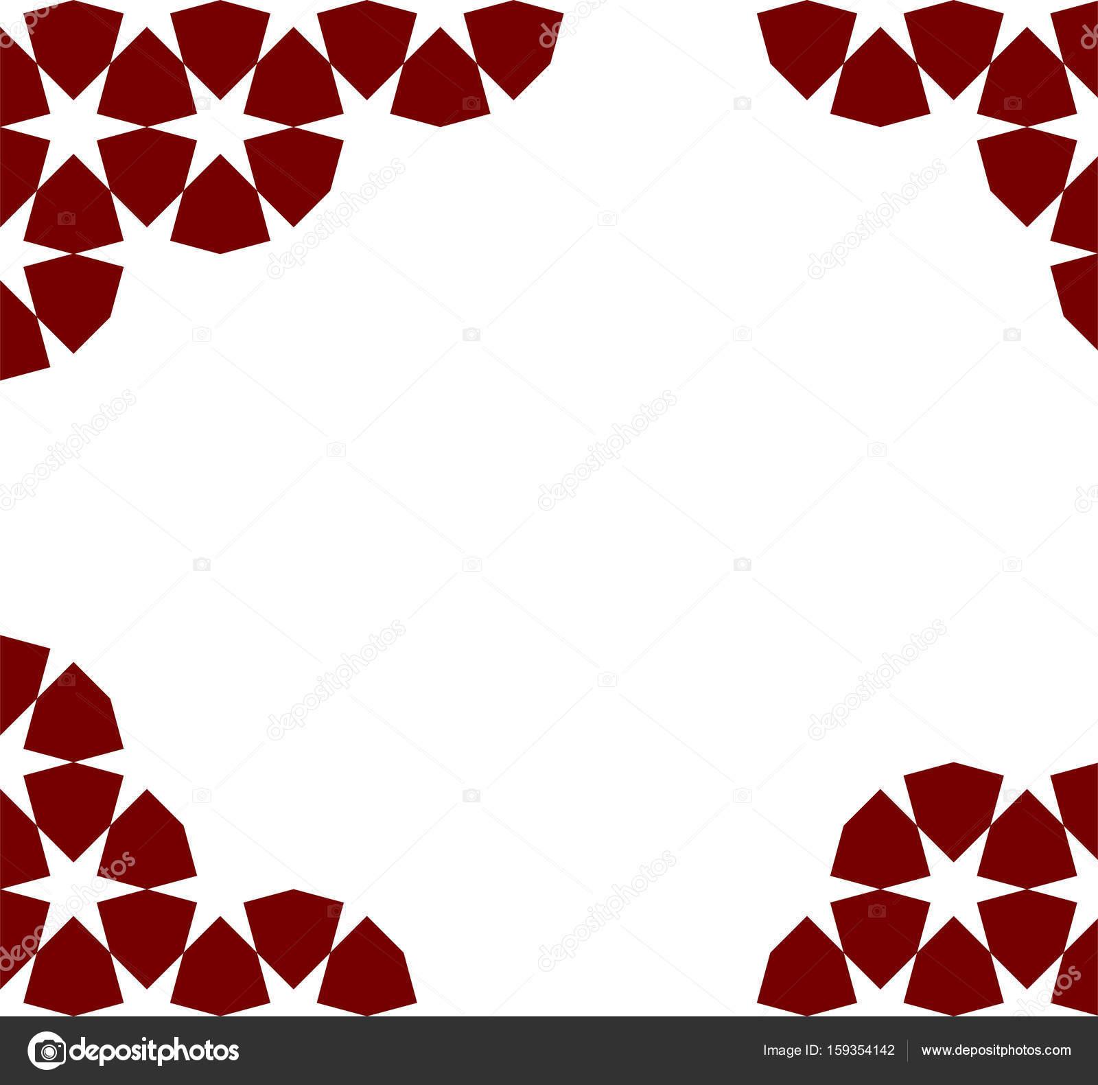 marokkanische Mosaik-Vorlage — Stockvektor © Nataly-Nete #159354142