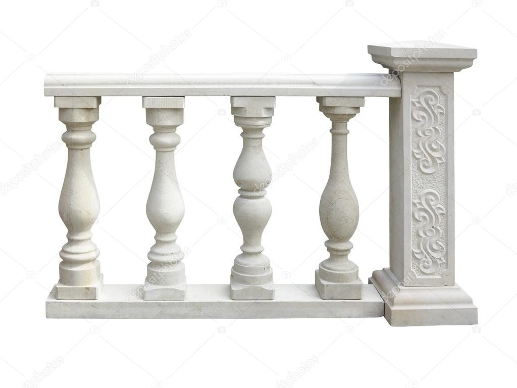 balustrade steen