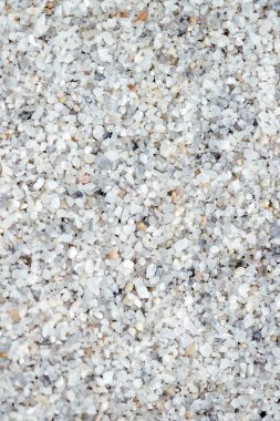 Quartz sand abstract texture as background