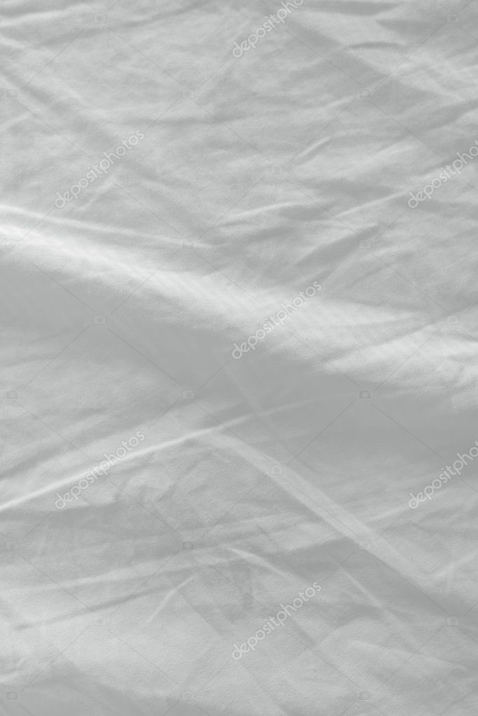 Merveilleux Used Bed Sheets Texture U2014 Stock Photo