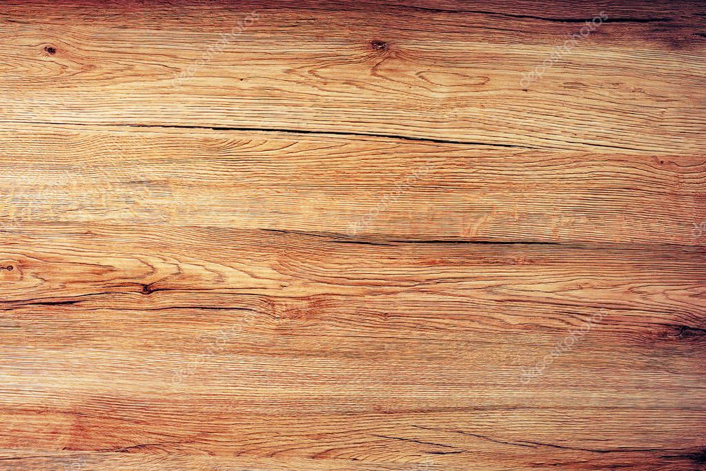 Rustic wooden board texture, table top view — Stock Photo © stevanovicigor #129501428