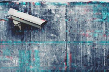 CCTV security and surveillance camera