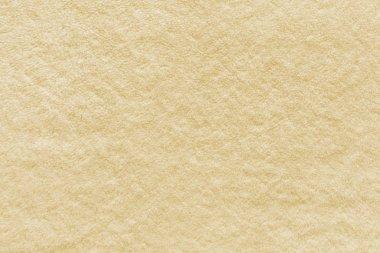 Warm beige blanket texture