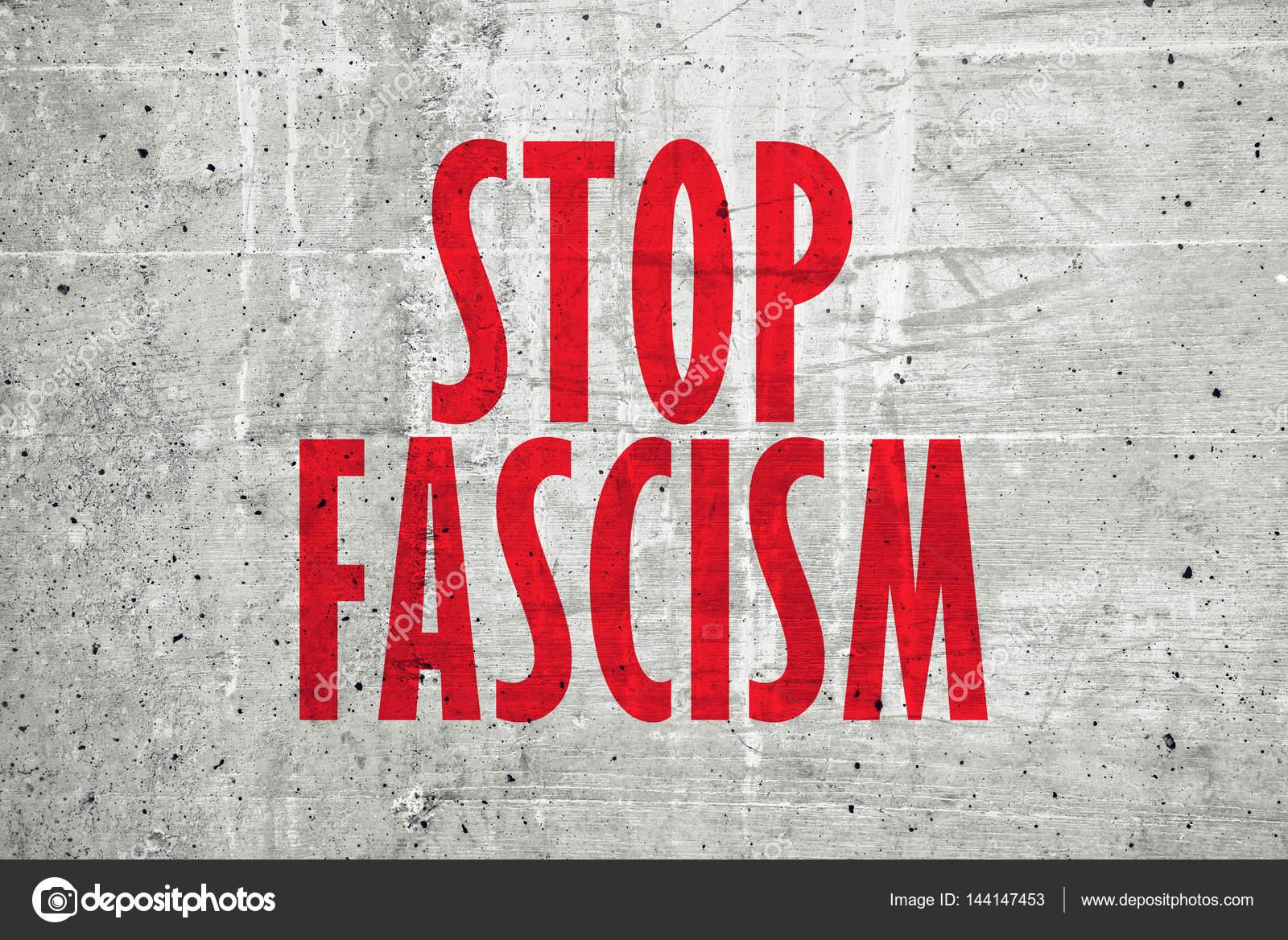 Resultado de imagen de fotos stop fascismo