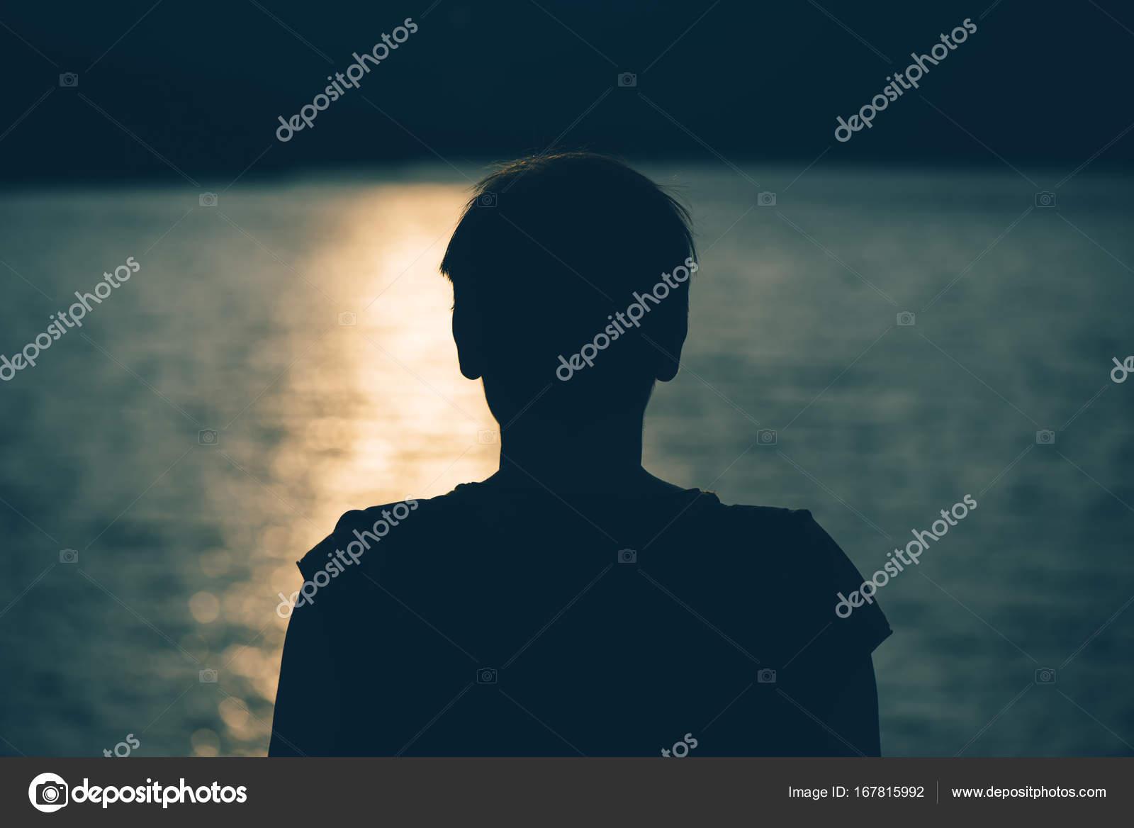 Depression und Alleinsein
