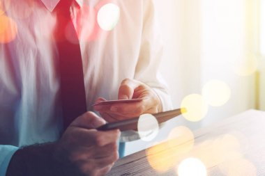 Credit card and mobile payment