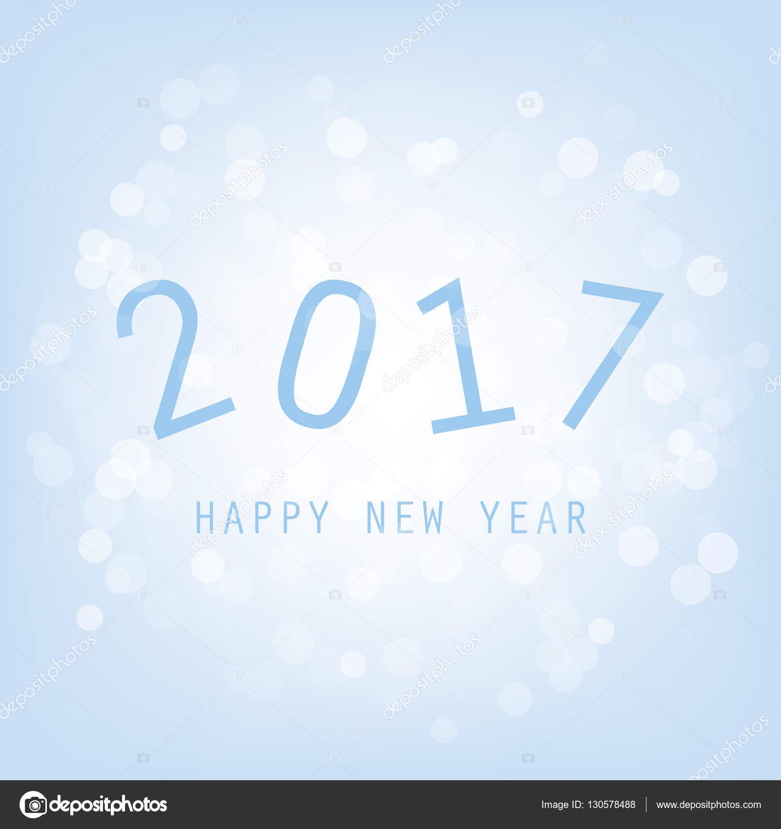 Mis mejores deseos - tarjeta de felicitación de feliz año nuevo de ...