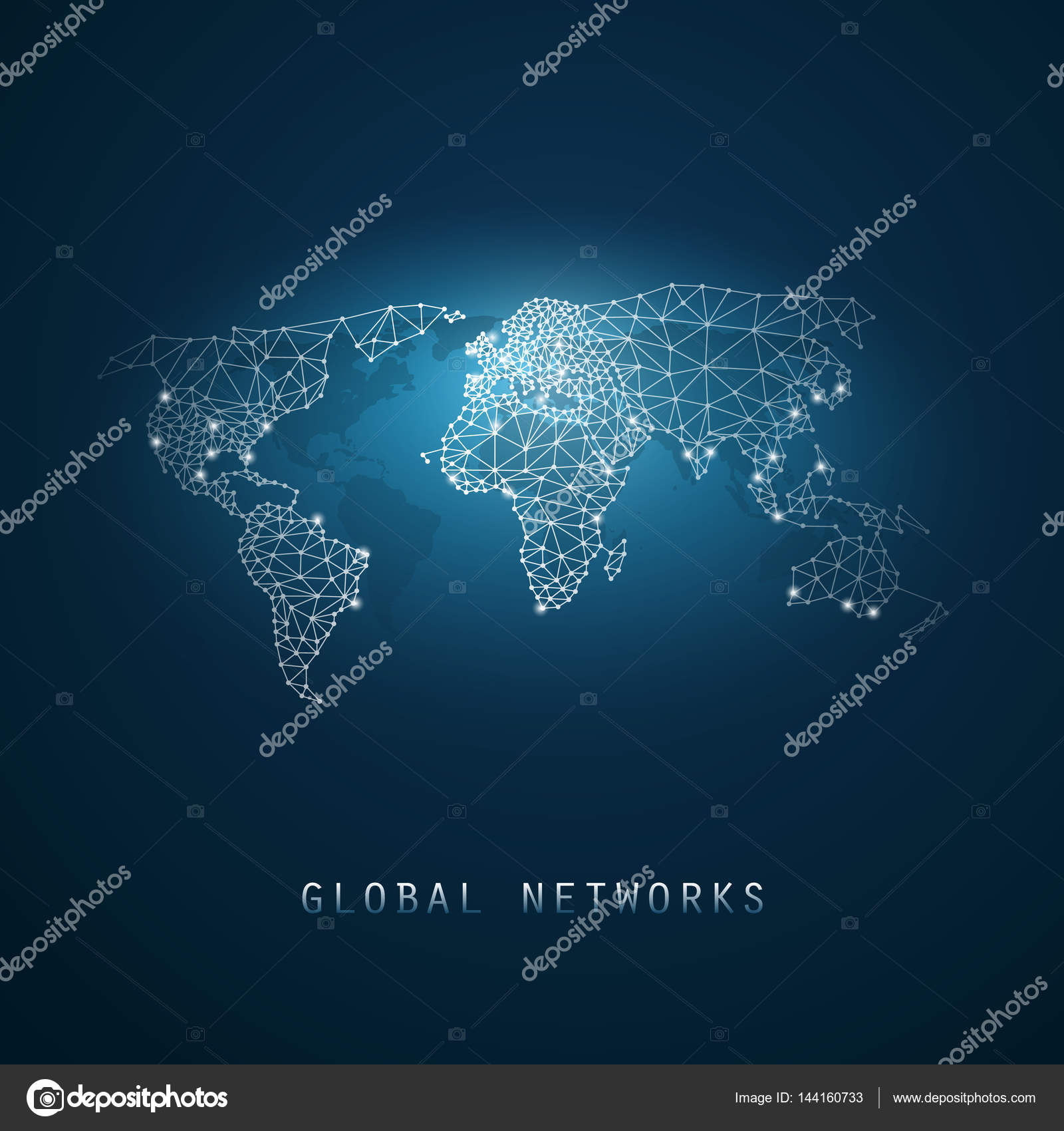 Cloud computing and networks with world map abstract global cooperation it or technology concept background or cover design element template illustration in editable vector format vector by bagotaj gumiabroncs Image collections