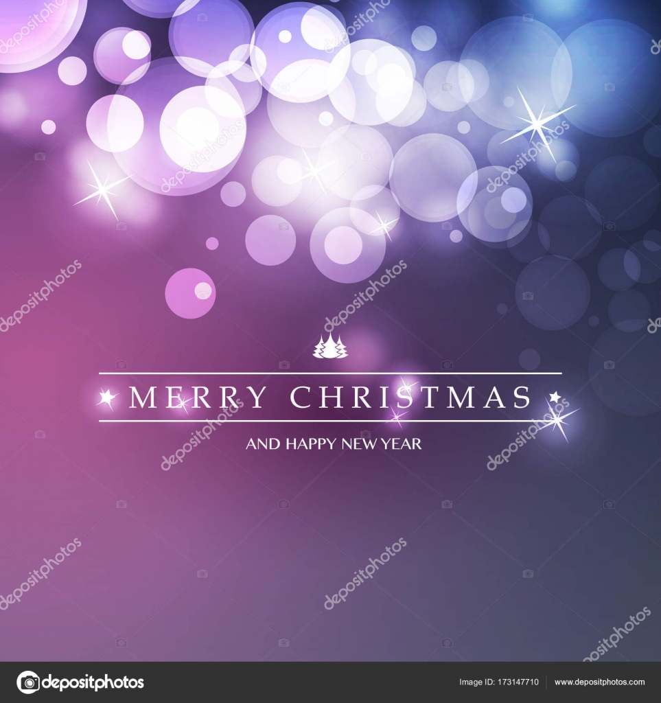 Best wishes colorful modern style happy holidays merry christmas abstract colorful sparkling shimmering merry christmas happy holidays card flyer cover or background design with bokeh effect illustration template in m4hsunfo