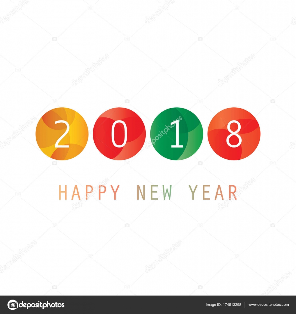 best wishes abstract colorful modern style new year card cover or background design template with fireworks illustration in freely scalable and