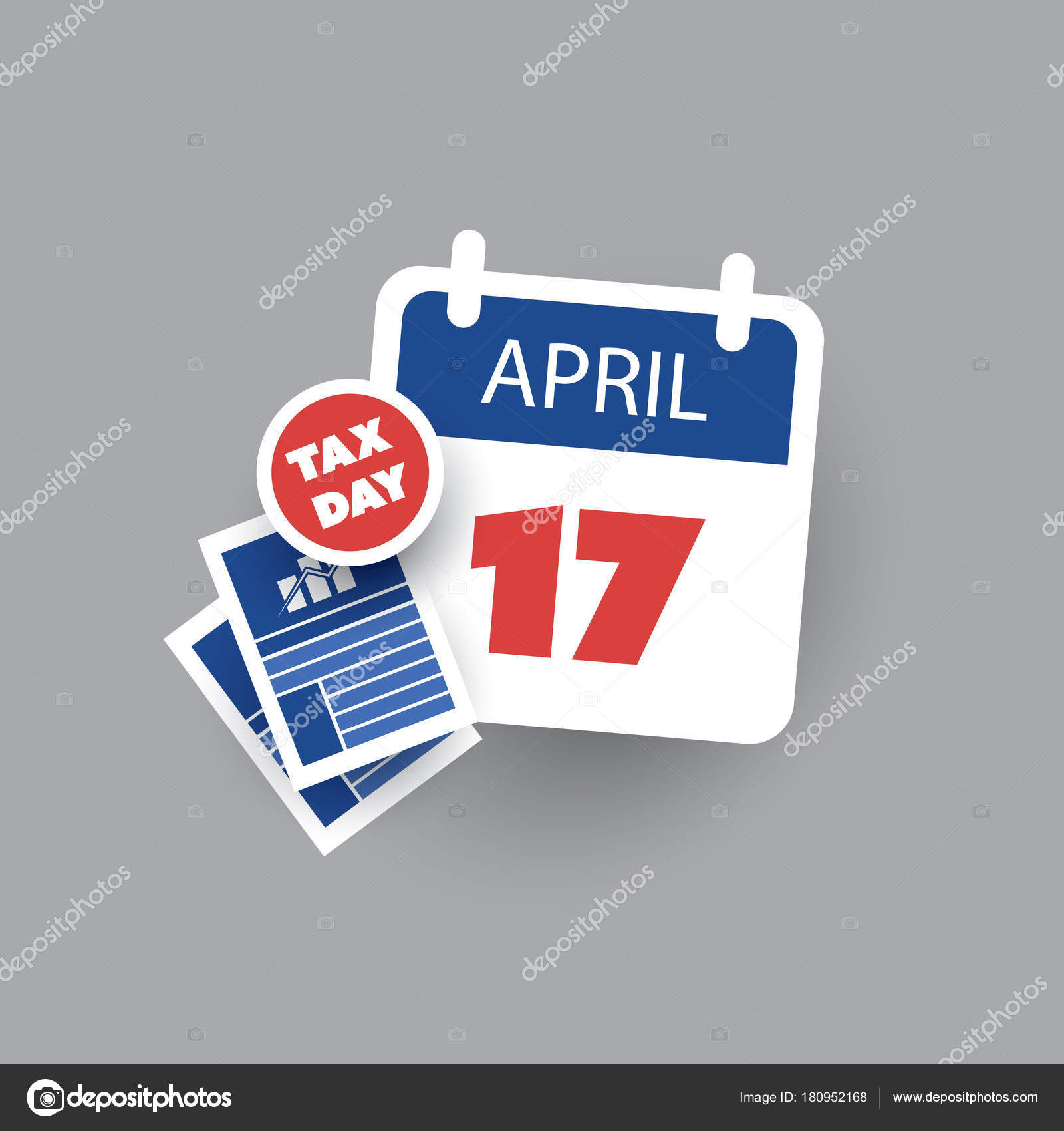 Datum in den USA