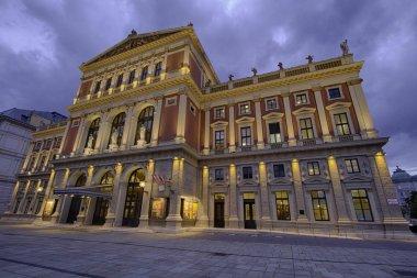 Viennese Variety Theater Musikverein