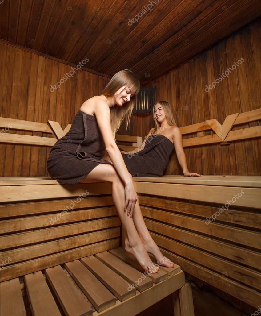 Nude Sauna Pics