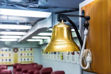 brass emergency bell