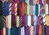 Photo Silk ties collection