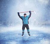 profesionální hráč ledního hokeje