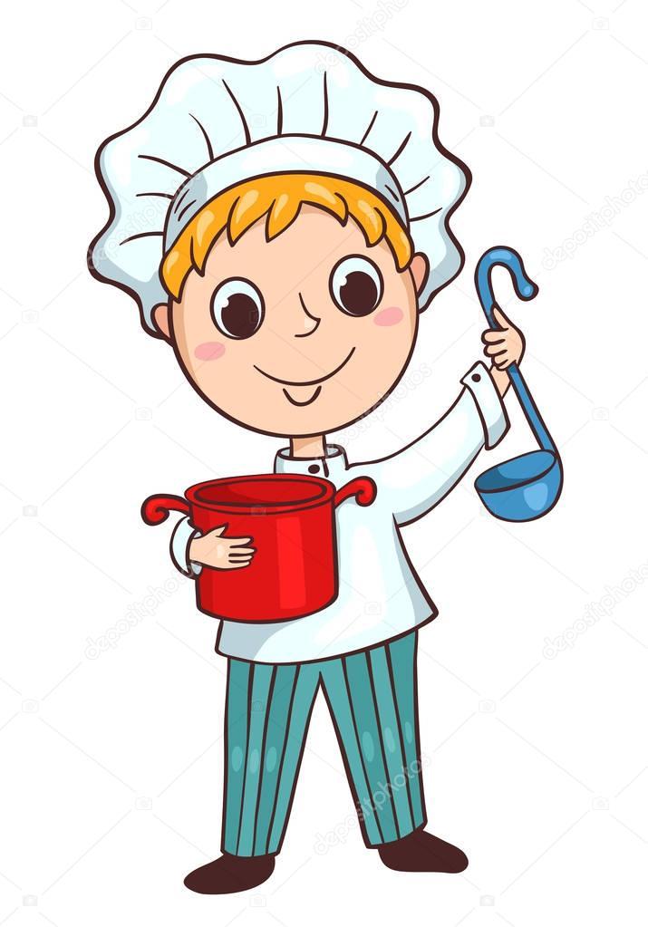 Znalezione obrazy dla zapytania kucharz gif