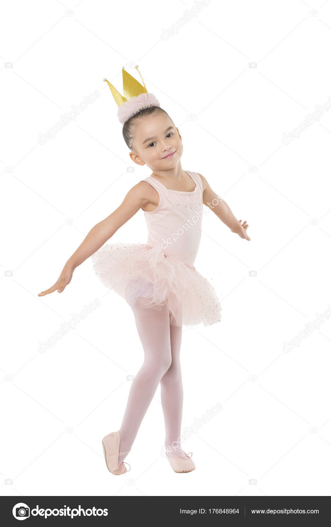 little girl ballerina stock photo shippee 176848964