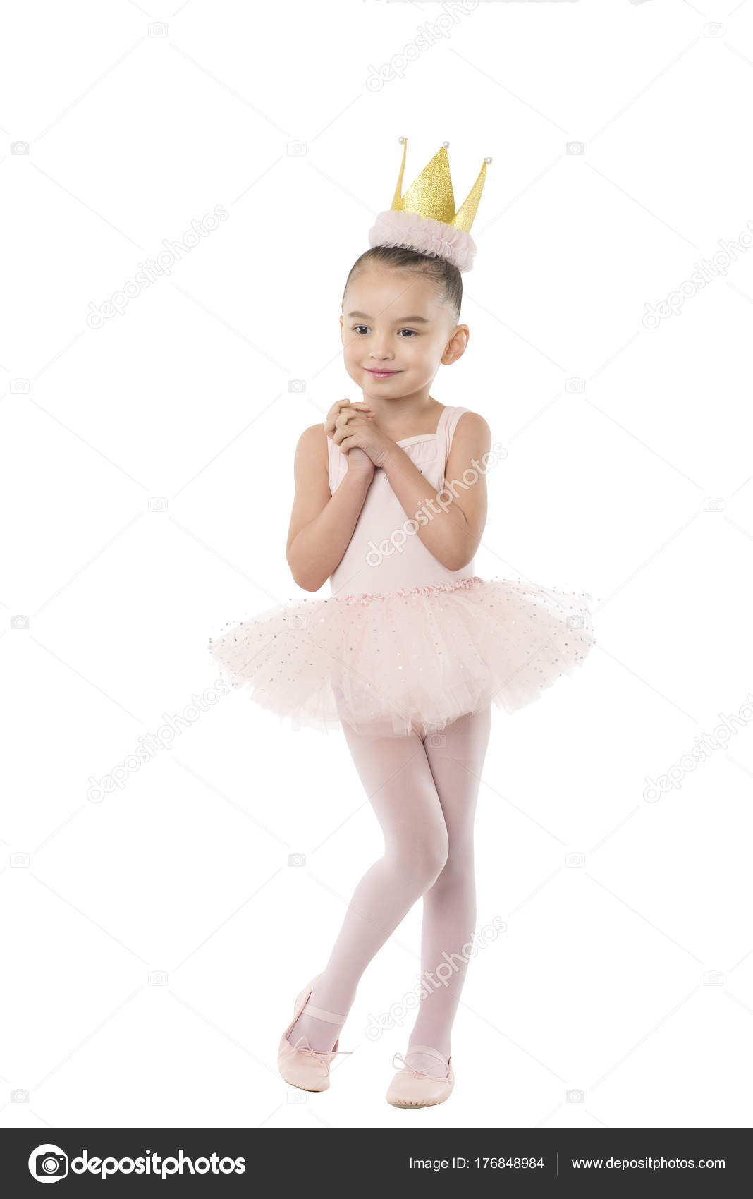 little girl ballerina stock photo shippee 176848984