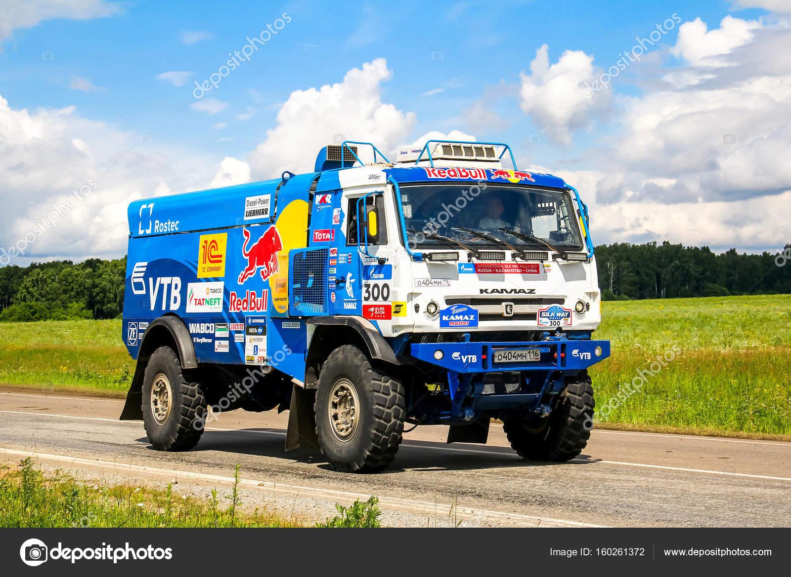 Kamaz トラック 43269 - ストッ...