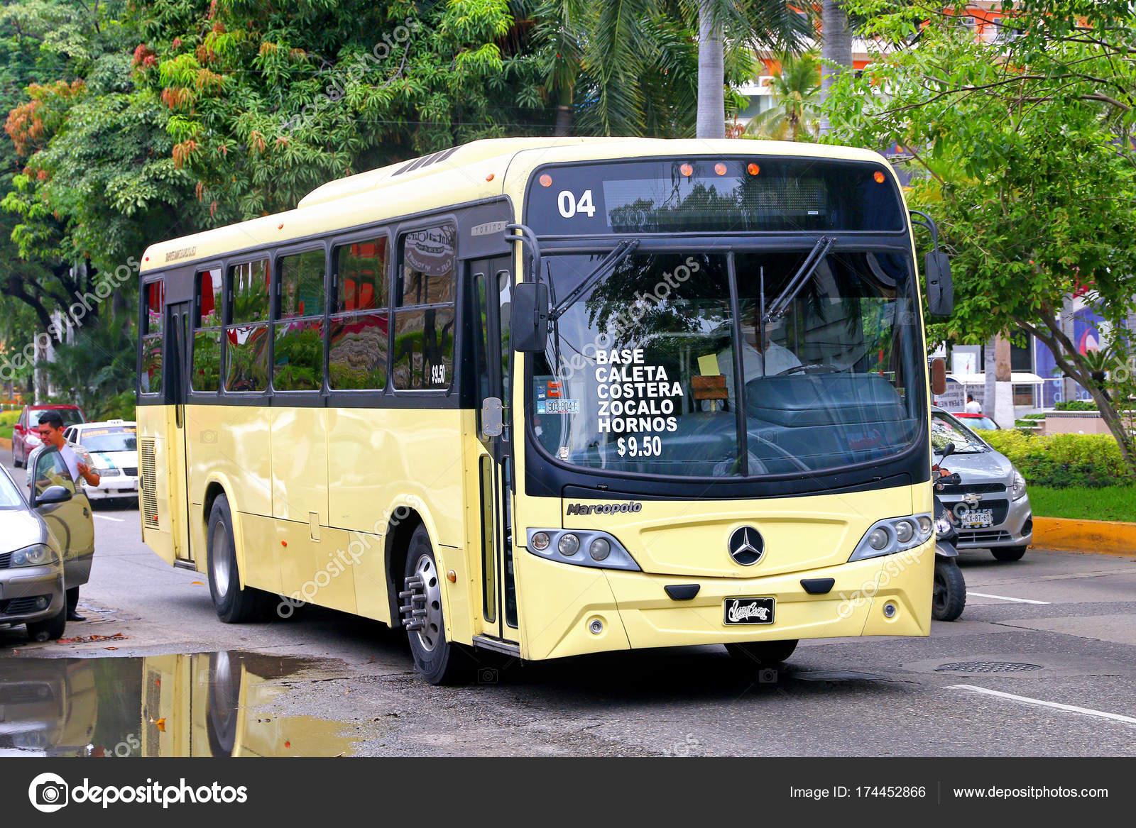 Bus Marcopolo Torino – Stock Editorial Photo © Artzzz #174452866
