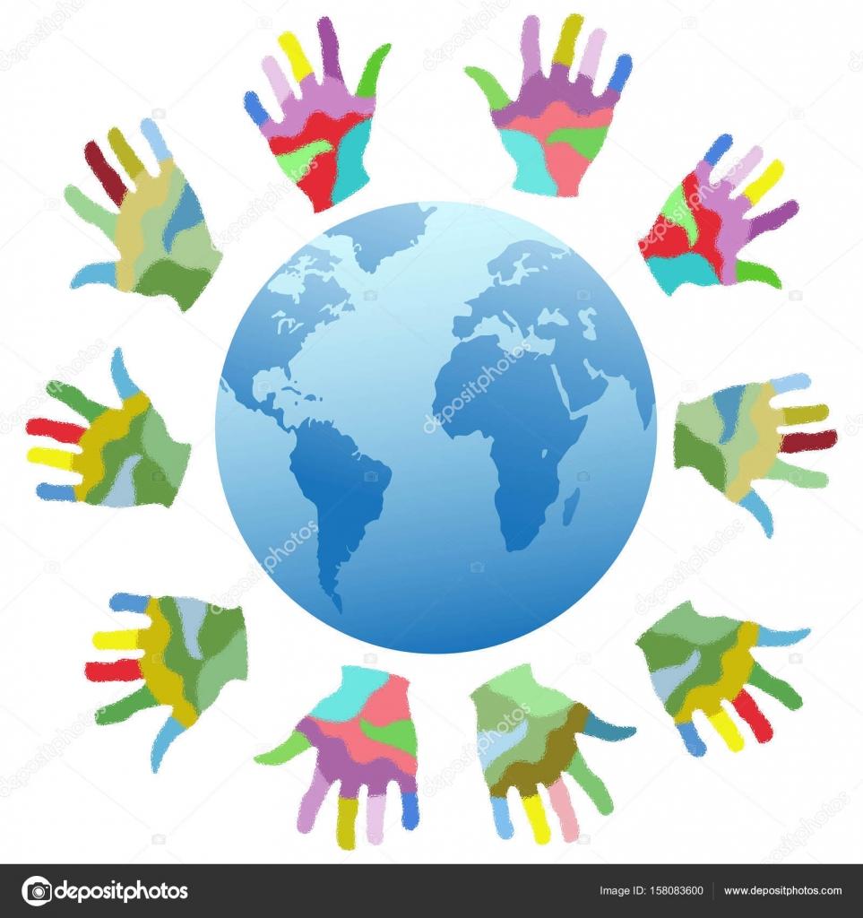 En Iyi 100 Dünya Resmi Boyama Renkli çocuklar Boyama