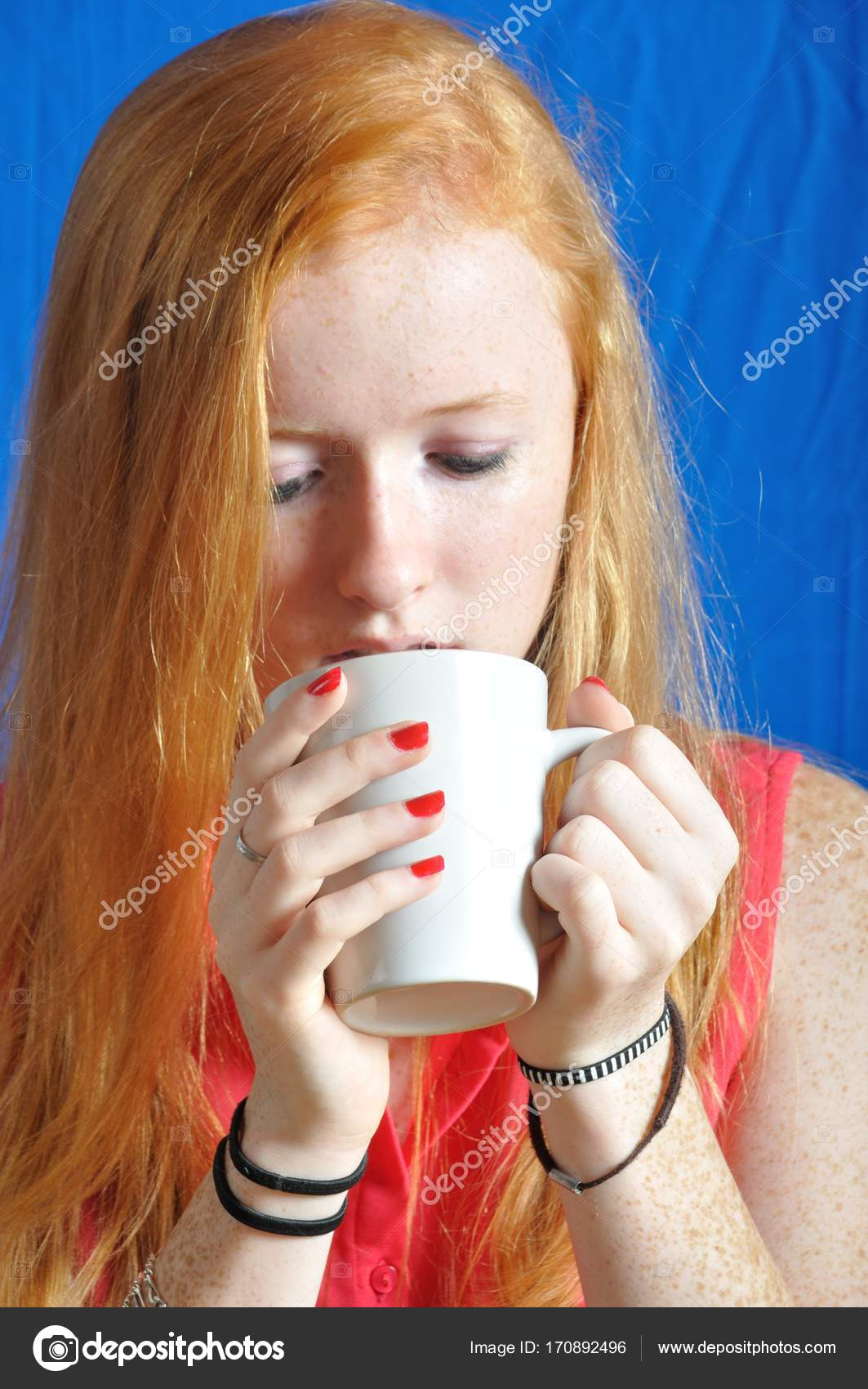 Hot Teen Girl obrázok