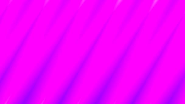 Fialový přechod na modrou s hřídelí světelného efektu nekonečné smyčky