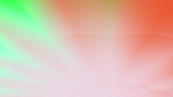 Red and Green Subtle Shifting Light Distant Abstract Background