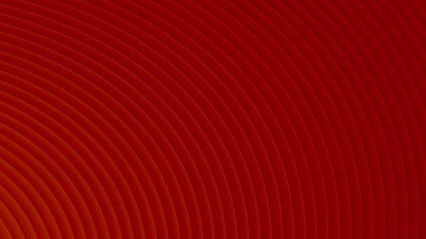 Red Rings Gently Pulsing Subtle Attract Attention Background