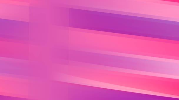 Homályos vonalak Rózsaszín és lila Női koncepció Végtelen hurok
