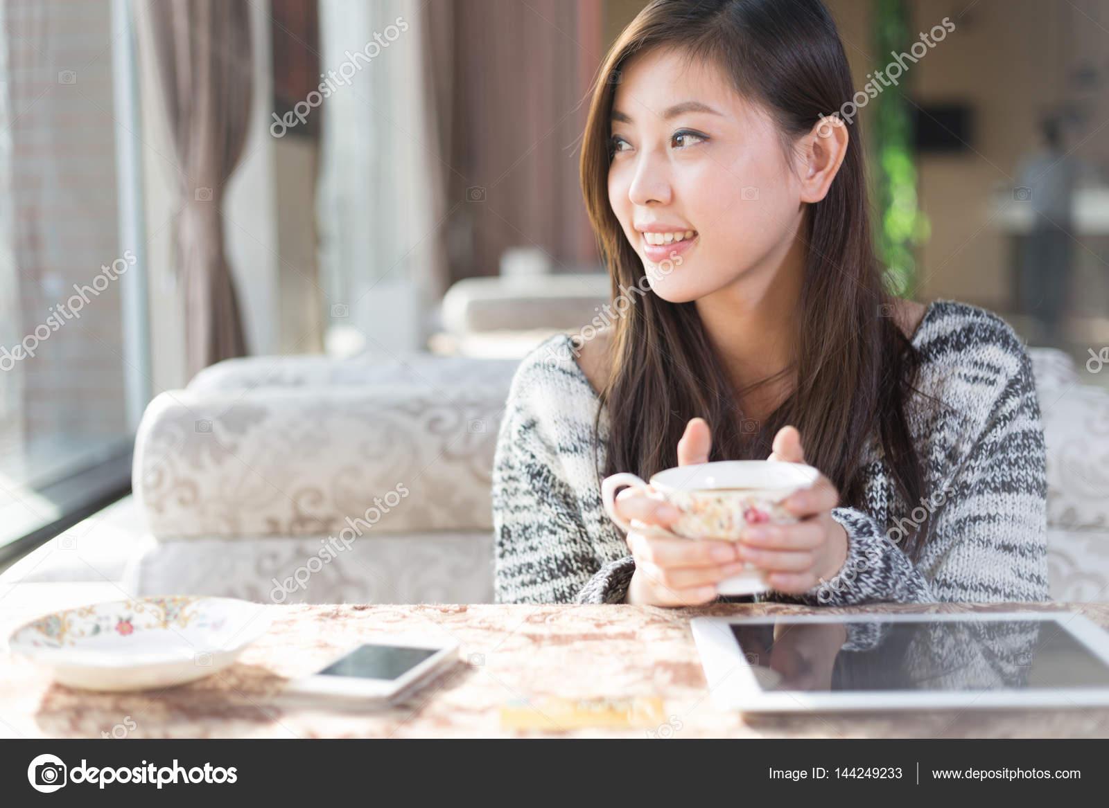 Hübsche chinesinnen