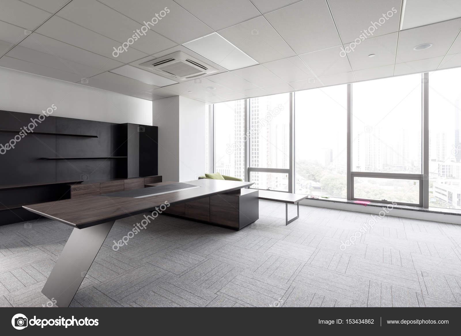 interior de la oficina moderna — Fotos de Stock © zhudifeng #153434862