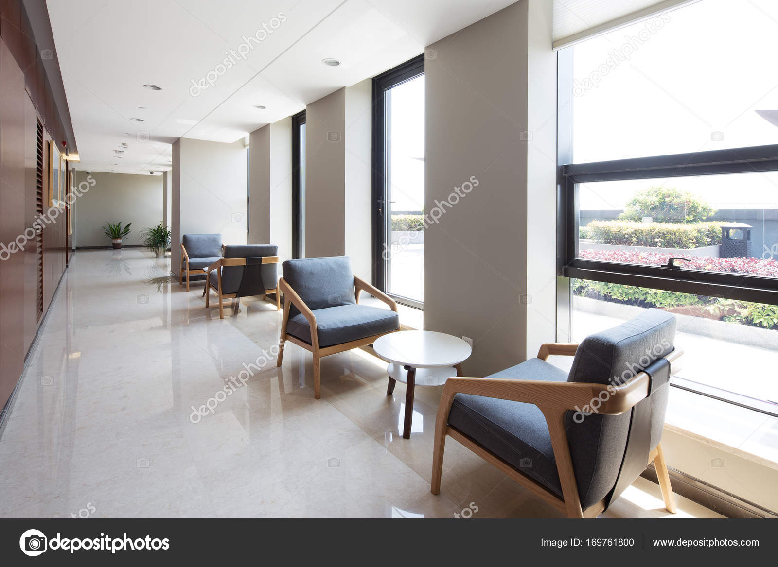 Interieur van moderne corridor u2014 stockfoto © zhudifeng #169761800