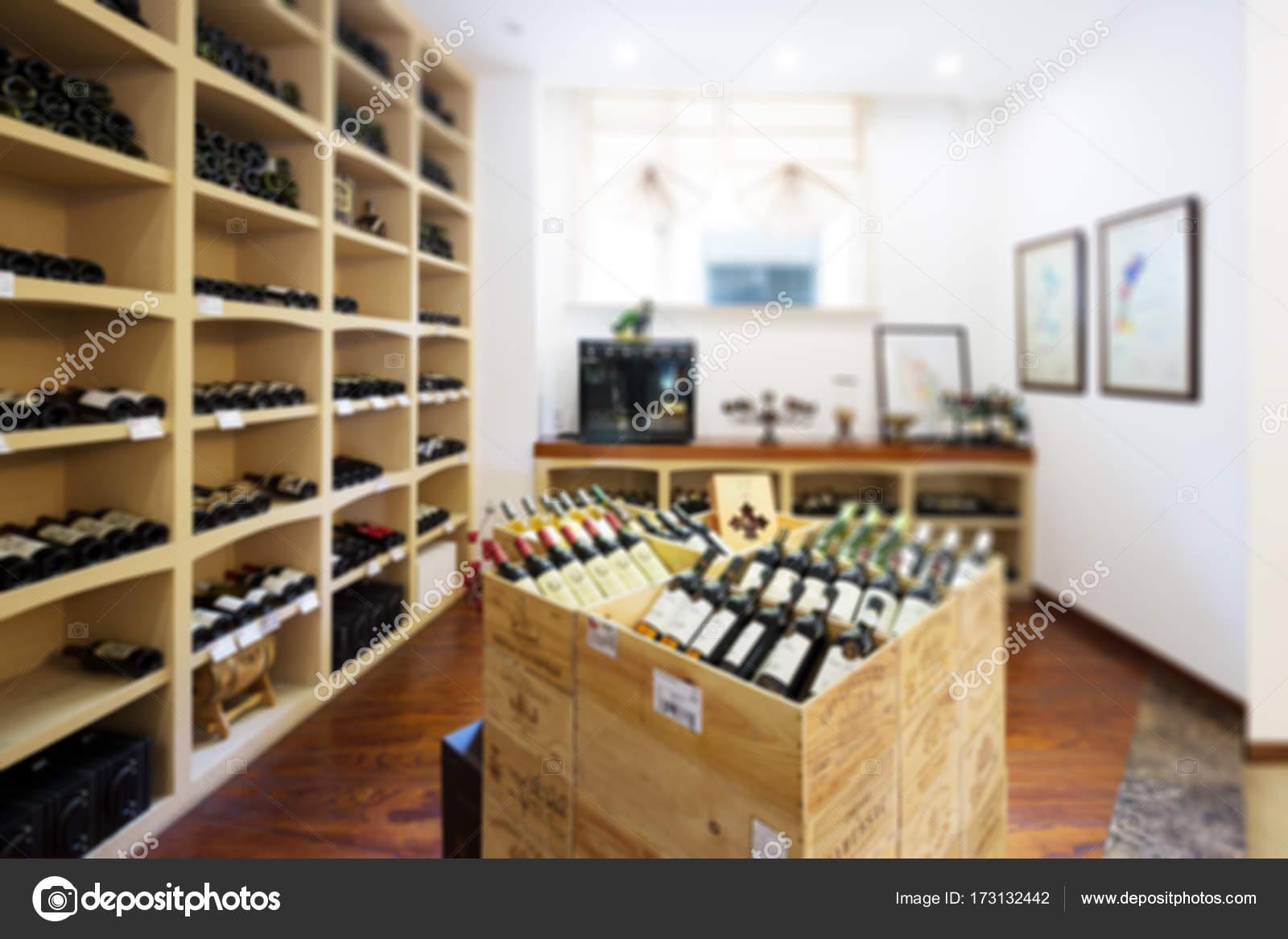 Moderne wijnkelder. simple poster wijnkelder in abdij van monte