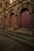 Drei Türen Kirche der alten
