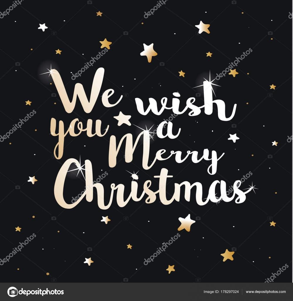 Wir wünschen Ihnen ein frohes Weihnachtsfest — Stockvektor © alina ...