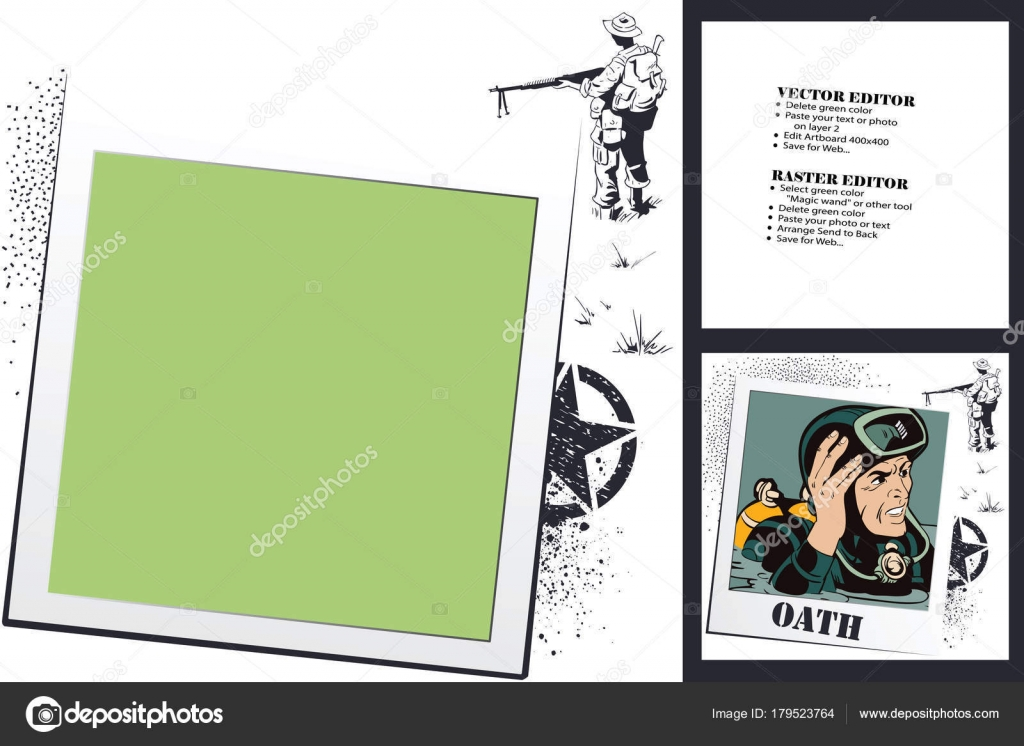 Rahmen für Gästebuch, Banner, Aufkleber, soziales Netzwerk ...